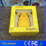 Portable Pikachu Pokemons Go Power Bank 10000mAh bateria