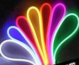 La sola luz de tira del color LED de SMD 3528 IP20 12V LED enciende solo alto brillo del PWB