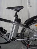Bicicletta elettrica di vendita 250W di Al della lega della montagna calda del blocco per grafici (JSL037N)