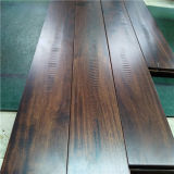 Saw Blade Acacia Solid Wood Flooringの旧式なCharming Texture