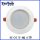 Iluminación LED Downlight del techo de Downlight de la alta calidad de China