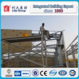 Almacén de la estructura de acero de los UAE