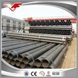 Tubi d'acciaio saldati En10217 per gli scopi di pressione
