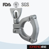 Tri-Bride sanitaire d'acier inoxydable (JN-CL2001)