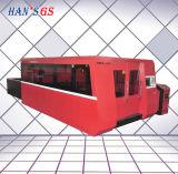 Tubo exacto del CNC de Ipg 1000W alto que procesa la cortadora del laser de la fibra