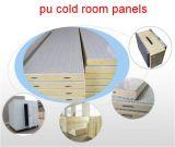 Energiesparender Polyurethan- (PU)Stahlzwischenlage-Panel für Gefriermaschine-Raum