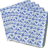 fuentes de papel disponibles del partido de las servilletas de cena de los 25*25cm