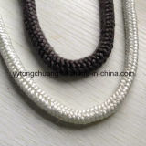 Черный Dia Woodburner Door Seal Stove/Fire Rope 8mm