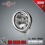 5 pollici 30W Round LED Driving Light (SM-5030-RFA)