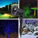 De openlucht Waterdichte Lichte Projectoren van Kerstmis van de Laser van Lichten, de Laser van de Serre van de Tuin, het Licht van de Lantaarn van de Tuin