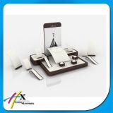 Pendientes de Madera Reciclada de Aceptar Personalizado Joyeria Display Stand