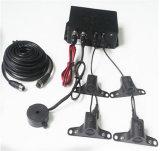 Het Systeem van de Sensor van het Parkeren van de auto met 4 Sensoren voor Vrachtwagen/Bestelwagen
