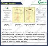 Module de sûreté biologique propre de laboratoire médical de la classe II (BSC-1600IIA2)