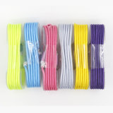 iPhone/iPad/iPod를 위한 Braided 다채로운 Fabric Micro USB Cord & Charger Cable