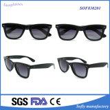 새로운 형식 작풍 미러 코팅 극화된 렌즈 색안경 Tr90 색안경