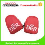 Sac d'épaule réutilisable de dames de traitement de pliage de sac à main portatif