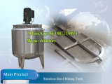 500L Stainless Steel Juice Mixing Tank com 200rpm Mixing Speed