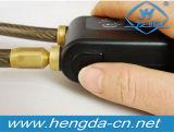 Yh9207 Multi-Function Combination Lock com cabo de aço / Anti-Theft Alarm Lock