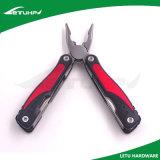 Spring-Loaded Multi инструмент с ручкой анодированной алюминием