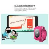 Gelbert badine la montre intelligente Q50 de GPS pour l'IOS androïde