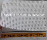 Bannière populaire de maille de PVC de câble (1000dx1000d 12X12)