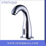 Nenhum punho Resturaunt e do cobre Fully-Automatic novo do Faucet do repouso indução fria/quente do sensor inteligente do Faucet
