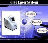 Sistema portable de Cryo Lipolaser