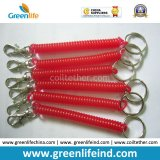 Plastiktriggerverschluss-Ring-Schlüsselketten-populäre Haltering-Andruckleisten