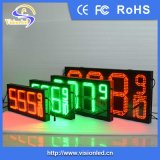 Openlucht 12inch LED Benzinestation Price Display Sign