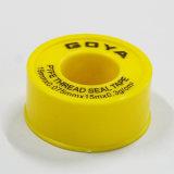 Erweitertes PTFE/Teflon Band mit selbstklebendem für Wasser-Rohr