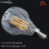 Bulbo novo da economia de energia do filamento do diodo emissor de luz do projeto