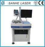 A máquina de gravura do laser do CO2 para grava a madeira e o vidro