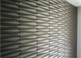Fácil Instalación de papel de pared de WPC