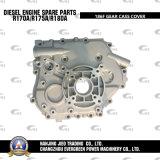 Крышка Cass шестерни запасных частей 186f двигателя дизеля