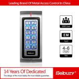 Tastiera di controllo di accesso di disegno del Anti-Vandalo del metallo--W3-H