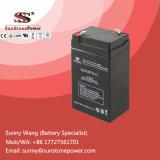 Bateria acidificada ao chumbo recarregável da bateria 6V 4.5ah VRLA do UPS