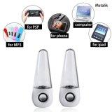 Haut-parleur de Bluetooth de danse de l'eau