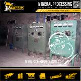 Оборудование разъединения минерального завода по обработке ильменита электростатическое для Zircon