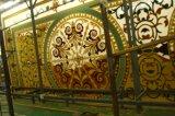 古典的なカーペット手の房