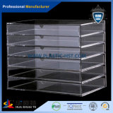 Organisateur acrylique de renivellement de renivellement d'organisateur de tiroir acrylique fait sur commande de /5