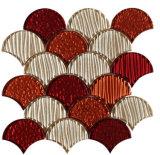 Mosaico colorido del mosaico artístico para la decoración de la pared