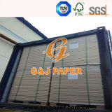 folhas sem revestimento do papel Offset de 850*1168mm Woodfree para a venda