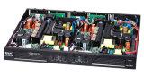 amplificador de potencia de Digitaces del canal de la clase D Digital 2 de 500W 1u