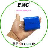 18650 blocos recarregáveis da bateria de Cylindrial da bateria de lítio