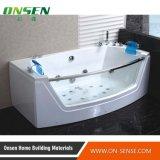Freie stehende Acrylmassage-Badewanne