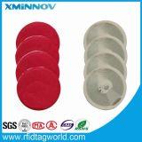 Transparentes de cobre Ntag213 mojaron el fabricante del embutido