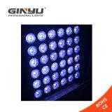 6 Matrix-Licht des x-12W RGB Blinder-LED für Stadiums-Beleuchtung