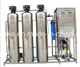 Matériel industriel de traitement des eaux de puits d'acier inoxydable