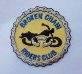 La broderie de l'Amérique du Nord Badges la pièce rapportée faite sur commande d'armée (GZHY-PATCH-002)