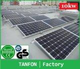 格子太陽電池パネルのSolar Energyシステム、Sistema De Paneles Solaresを離れた10kw